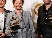 Pics Muse Grammys awards 2011
