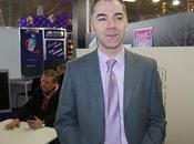 Interview avec Ludovic Royer XVIII Salon livre Minsk
