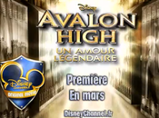 Avalon High mars Disney Channel bande-annonce (vidéo)