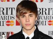 Justin Bieber Brit Awards 2011 soirée rêve avec Rihanna Cheryl Cole