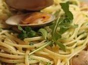 recette Fruits Linguine Praires (Clams) Pesto Roquette