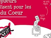 RESTOS COEUR blogueurs mobilisent!