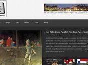 nouveau blog arty pour l'hôtel Paume