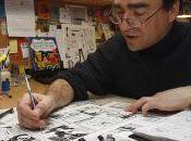 Québec Rencontre avec artisans bande dessinée Saint-Laurent