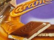 Cake fondant chocolat milka caramel