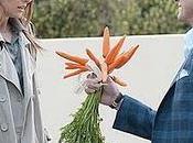 Bouquet carottes ratées