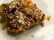 Croustillant graines sarrasin flan légumes