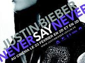 Justin Bieber version Director's Never vendredi prochain
