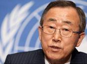 ki-moon appelle réformes répression