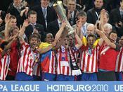 Ligue Europa 2011 16eme finale retour aujourd'hui