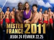 Mister France 2011 présentée Clara Morgane soir bande annonce