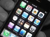 ouvriers empoisonnés cause l'écran l'iPhone 2009...