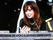 présidente argentine démocratise sport télévision