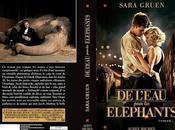Réédition livre l'eau pour Eléphants chez Albin Michel