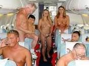 Nude flights Germany.