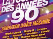 tournée années Génération Dance Machine