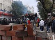 Tunis anarchie, colère incompréhension