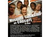 Mosquito Salsa Club concert O'Sullivan's Dimanche Février 2011