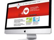 site Internet pour Manitou