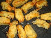 Cake roquefort, noix bacon