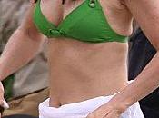 Courtney cougar bikini