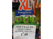 Energy drink hallal marketing moque-t-il religion