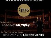 L'Opéra Paris envoie emailing pour saison 2011-2012