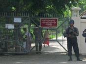 rapport accablant 2028 prisonniers politiques birmans