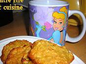 Cookies moelleux Pomme Flocons d'avoine