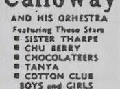 Vendredi mars 1940 venez vous régaler REGAL avec Calloway