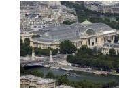 Grand Palais, douceur paysages idéalisés campagne romaine