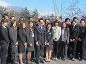 L'école hôtelière Roches accueille journalistes thaïlandais
