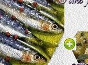 Cake fond d'artichaut,sardine