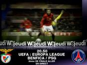Ligue Europa 2011 bande annonce vidéo PORTUGAIS Benfica/PSG