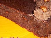 Miracle café, noisettes, chocolat praliné mascarpone, pointe marsala noir