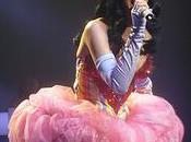 Katy perry show folie zenith