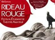 Rideau Rouge, festival théâtre Sciences fête