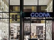 nouveaux magasins pour Godiva