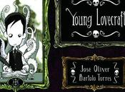 [BD]Young Lovecraft Cthulhu culottes courtes