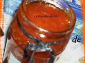 Confiture courge