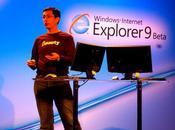 version finale d'internet Explorer lancée mars Europe