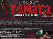 ♪♫ LiVe StUdIo ♫ ♪ Concert Salsa YEMAYA