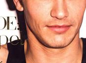 beau James Franco pose couverture Vogue Hommes International