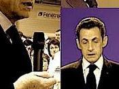 retrouvé cow-boy Sarkozy