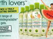 Body Shop lance Earth Lovers 100% biodégradable…