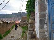 Balade Cusco: quartier Blas.