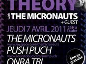 Kaboom Theory micronauts