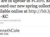 Kenneth Cole Nestlé tombent dans piège