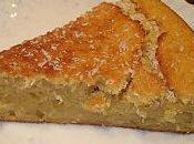 Gâteau fondant noix coco