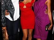 Soirée LeToya Luckett, Kelly Rowland Brandy